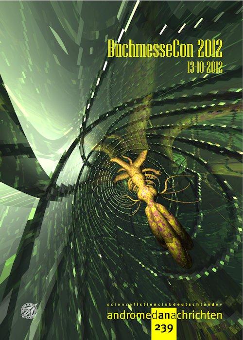 Cover der Andromeda Nachrichten zum BuCon 2012