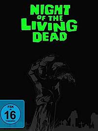 Filmcover »Night of the Living Dead«