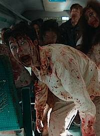 Zombie-Attacke, kein Entrinnen im »Train to Busan« (c) Splendid Film