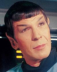 Selten, sonderbar, super: Spock lächelt (c) Paramount Home Entertainment