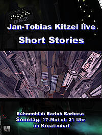 Jan-Tobias Kitzel liest Short Stories