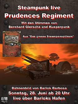 Prudences Regiment live am 28.06.2015