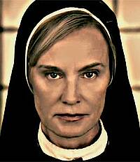 Jessica Lange: Nicht die Allerfrömmste in »Asylum« (American Horror Story) (c) 20th Century Fox Home Entertainment