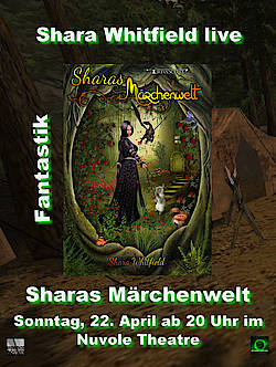 Idril Amat liest aus Shara Whitfields »Sharas Märchenwelt«