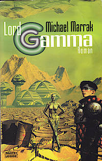 Lord Gamma , Cover von Thomas Thiemeyer