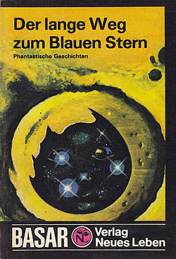 Ein Fall von nächtlicher Lebensweise in Der lange Weg zum Blauen Stern hrsg von Michael Szameit, Cover von Jürgen Dreißig