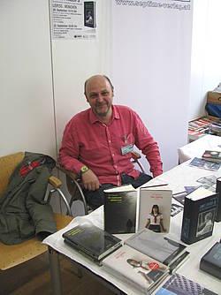 Verleger Jürgen Schütz