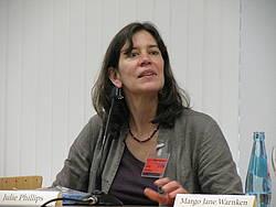 Biographin großer Frauen: Julie Phillips
