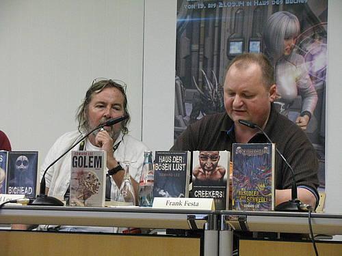 Der Autor und sein Verleger
