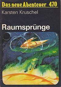 Raumsprünge, Cover von Karl Fischer
