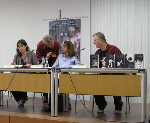 Julie Phillips, Bernhard Kempen, Margo und Hardy