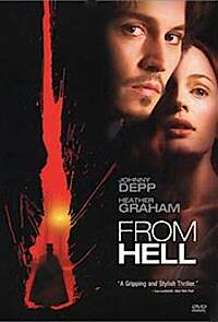 Die Ripper-Story mit Johnny Depp, Cover »From Hell«, 2001