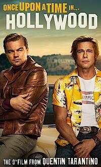Brad Pitt und Leonardo Dicaprio in Quentin Tarantinos »Once upon in Hollywood« (Film-Cover)