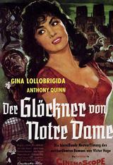 Aushängeschild aus »Bella Italia«: Die Lollo als Esmeralda (Filmcover 1957)