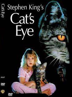 Basierend auf einigen extra-guten Stories des Königs: »Cat's Eye« mit James Woods, Drew Barrymore u. a. (Filmcover)