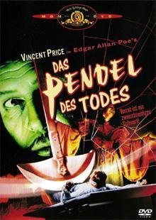 Basierend auf Poe mit (Alp-)Traumpaar Barbara Steele und Vincent Price (Filmcover)