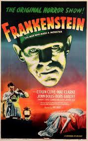 »The Uncanny« – »Der Unheimliche«: KKarloff eroberte 1931 die Leinwand. (Film-Cover)