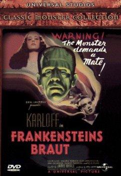1935, vier Jahre nach dem Sensationserfolg, wünschte das Monster sich eine Braut (Film-Cover)