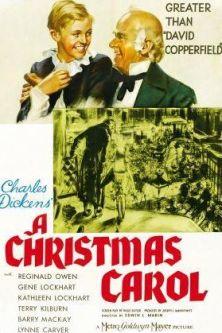Die erste und immer noch höchst beliebte Adaption von »A Christmas Carol« (Filmcover)