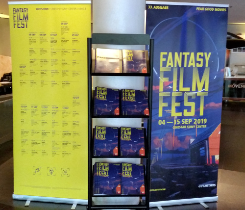 Das Fantasy Filmfest 2019 in Berlin