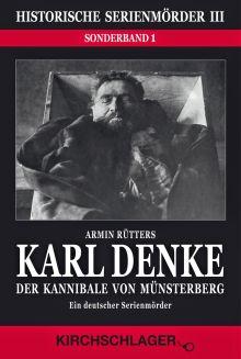 Keine Gute-Nacht-Geschichte … Serienkiller im literarischen Visier (Buchcover)