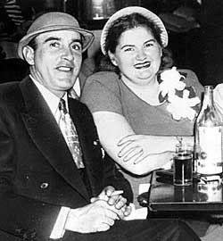 Martha Beck und Ramond Fernandez in den 1940ern (Archivbild)