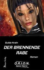 Der brennende Rabe von Guido Krain