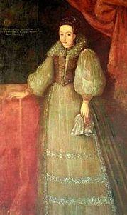 Böses gut gemalt: Die Gräfin auf Leinwand (Archiv-Bild)
